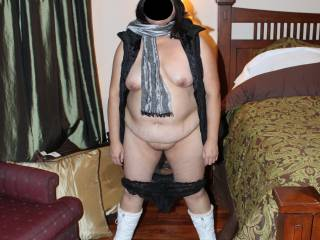 Panties cumming off!