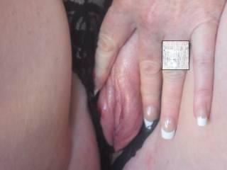 Mmmmm. Im licking my lips. But i'd prefer licking hers! ;)