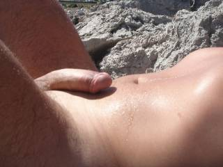 so good to be naked in the sun !