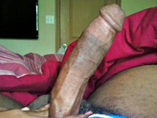 There is nothing like a big black cock in your pussy