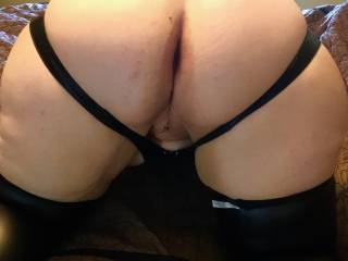 I\'m ready to take a big hard cock in my ass