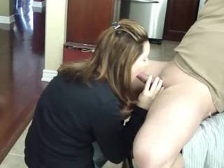 swallowing at the kitchen table