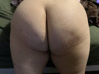 View from behind!