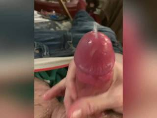 Big cumshot for the ladies.  What do you think ladies?
