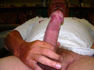 awesome cock  so hard  cum join us  will make it soft for sure