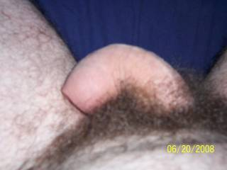 love the hair and love ur limp dick. just perfect for docking...mmmmmmm