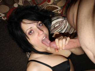 Is too easy to become a slut in front of this fat cock!