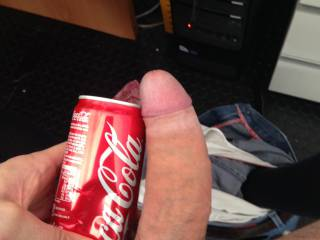 """Ahem!  This """"old"""" lady likes coke and cock!!"""