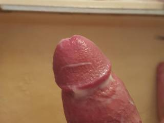 Horny with a hard thick cock