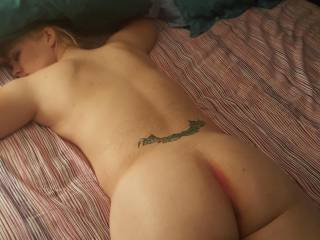 My EX .... If you guys like to see more and chat about her.... Let me know.. Be in the US and able to text. Minnesota guys interested in Jerking Off looking at her pics feel free to message me. I can host