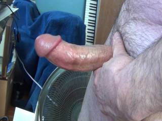 Just a quick stroke or two, from yesterday\'s play...