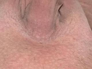 I love my little cock