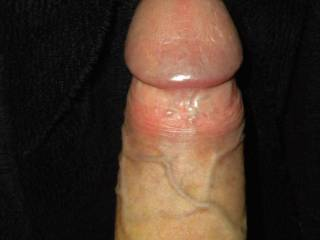 Oh yeah, I like how your cock looks.... I'd suck that.