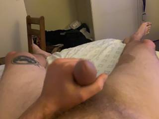 just another picture of me touching my dick