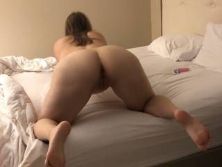 Presenting My Ass and Pussy like a good girl