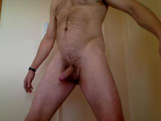 love a hairy cock 'n hairy body - delicious