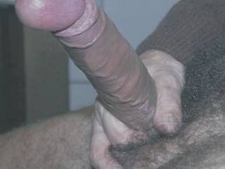 Mmmmm would love to wrap my lips around that sweet cock and milk every drop of cum from them sweet nuts.