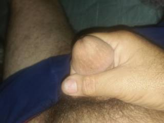 My limp.cock small