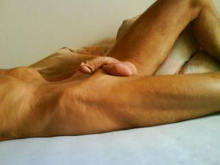 """Posing my body, without handling my """"sexicity-device"""" (balls/ballsack, penis/phallus/glans), for the purpose of porn-art — all the photos/pictures are new, untreated and raw, genuine, taken with a normal cellphone-camera by me/Lovolust9"""