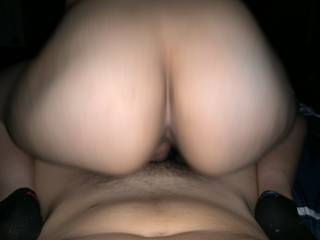 Love when my wife's ass splits for my cock