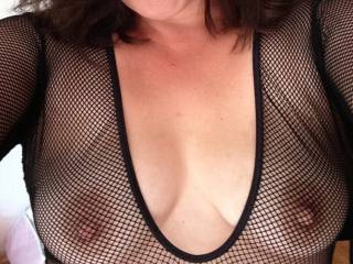 Just my little titties.