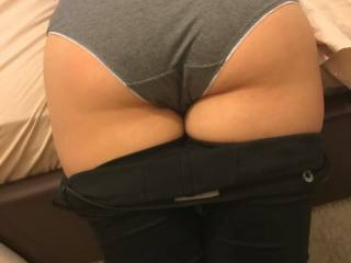 Phat ass ready for me