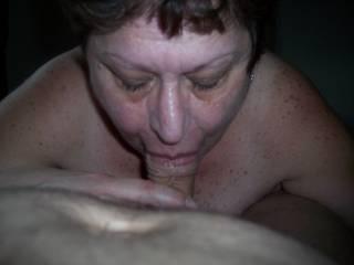 sucking my friend big cock