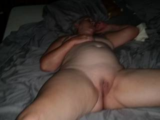 Absolutely,  luv to give her wet swollen pussy a tongue lashing and sucking followed by my thick cock!
