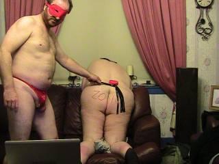 mmmm very nice i like masked men u can cum anytime to me wink wink :) xx