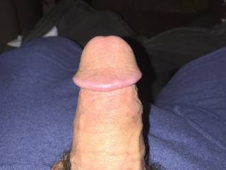 Very nice fat cock. Mouth wateting