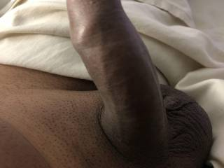 What would you like to do with my uncut cock