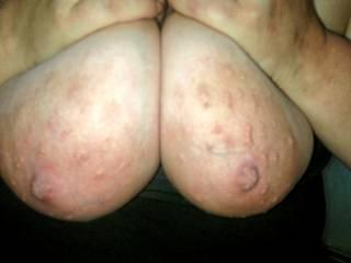 Wanna cum on them?