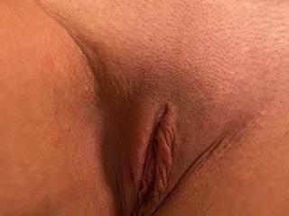 Close up of my milf pussy. Wanna lick it, fuck it then dump your cum load inside me?!?