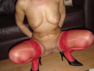 YES!!! Hubby would love having you sit on his cock just like you are.  I would love having you like that over my face.  G and K