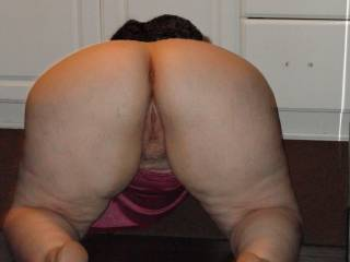 would love to cum from behind and fuck you so hard