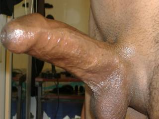 Again...great cock, foreskin and balls.
