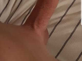 Do you like to suck on this shaved dick?