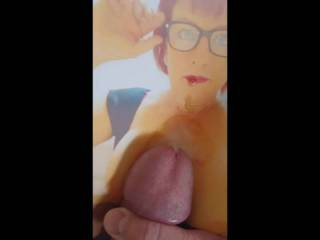 Candybigcocklove needed some cum on her huge tits