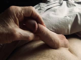 Stiff Penis = Cock Massage