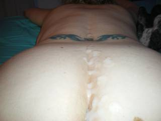 I have a load I would love to squirt on your ass.