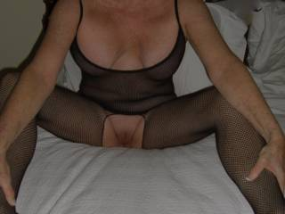 Yes I would love to lick and slide my big black cock in it.can u make my black snake moan let's chat 8432871340