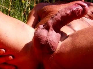 I wanted that cock in my mouth, my tongue in your warm ass hole and to nibble on your nipples. Great video.