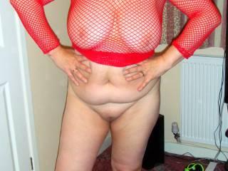 omg...I love those perfect boobs ...nice body!!!!