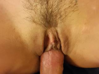 Mouth watering pic. Want to lick and suck you both till you cum hard mixing you juices together for me. I am throbbing hard thinking about it.