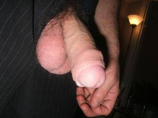 Will play with your cock and balls all it wants plus more!!!!!