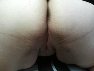 What a fine ass and such a yummy pussy
