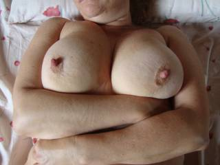 Beautiful big tits of Maggy