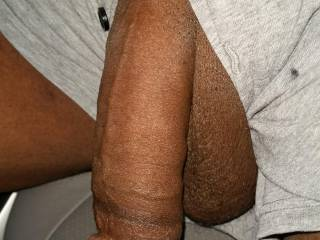 Any ladies want to get this nice and hard for me? We could have some fun...