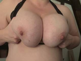 Do you prefer my titties out?