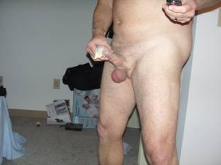 mmmm suck them tight balls as you cum